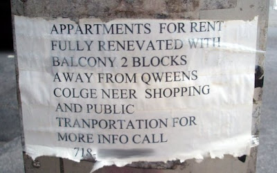 APPARTMENTS FOR RENT FULLY RENEVATED WITH BALCONY 2 BLOCKS AWAY FROM QWEENS COLGE NEER SHOPPING AND PUBLIC REANPORTATION FOR MORE INFO CALL 718-…