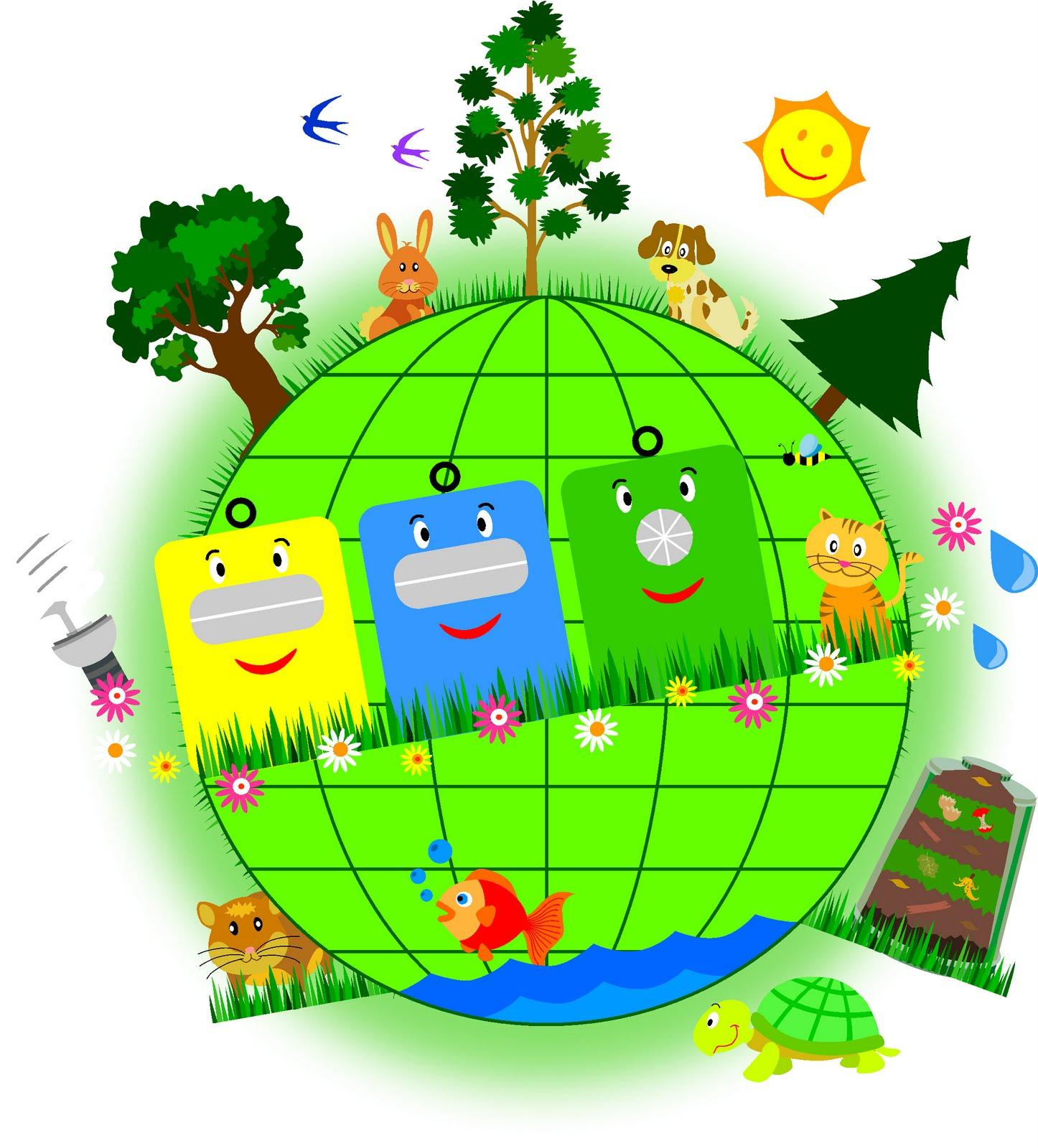 Educando com criatividade: Projeto Meio ambiente #51C803 1446x1600