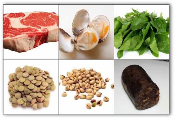 Biologia importancia de los minerales para el ser humano - Que alimentos son antioxidantes naturales ...