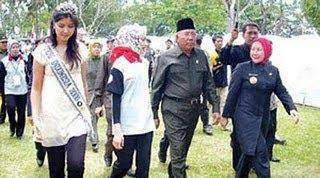 Airin Rachmi Diany Mencari Tambahan Hasil Curian dari Tersangka Korupsi Mantan Mensos Bachtiar C