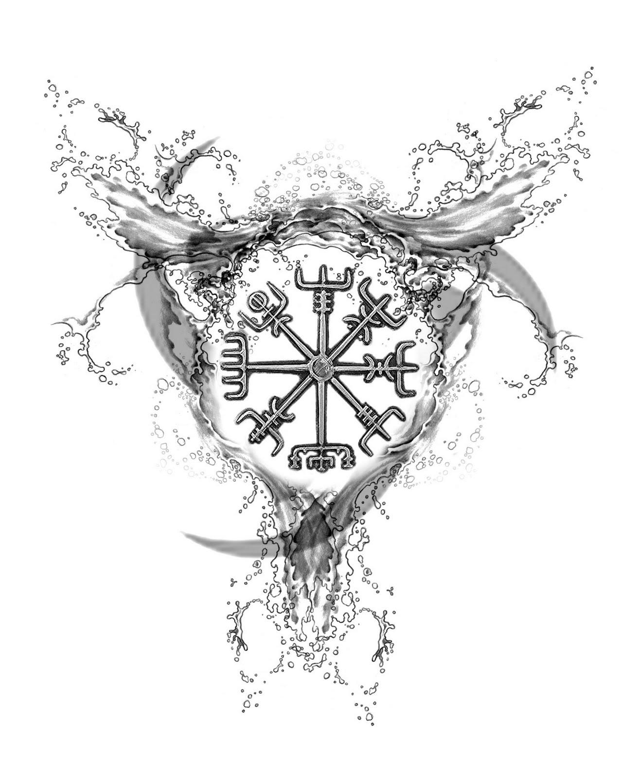 Славянские татуировки и их значение. Татуировки в славянском 96