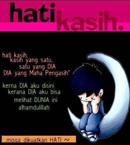 SOMETHING THAT I WANT TO SHARE TO ALL YOU ALL....BEFORE I........HURMMMM =(