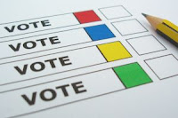Stock image - Vote