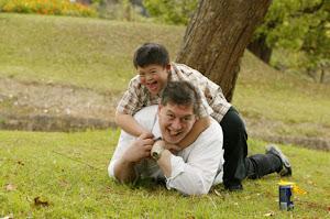 Denzel & Dad