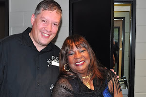 Martha Reeves and I