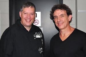 Ian Moss and I