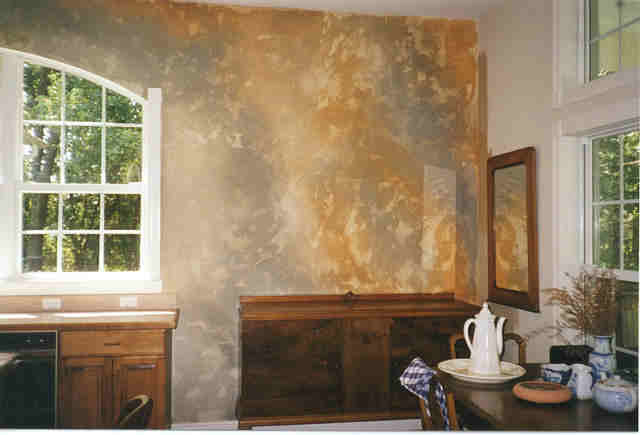Creative juice what were they thinking thursday Faux finishes for kitchen walls