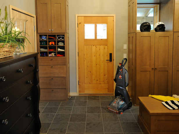 2011 HGTV Dream Home Mudroom
