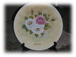 MY DECORATIVE PAINTING ROSES
