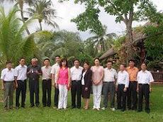 Một số hình ảnh buổi gặp mặt 12 tháng 7 năm 2009 tại Khu du lịch Bình Quới I, Tp Hồ Chí Minh