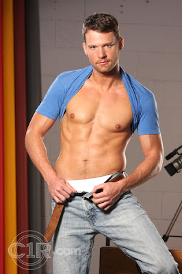 Steven Daigle (a.k.a. Hot Gay Cowboy from Big Brother 10) Nude!