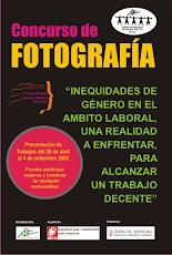 Concurso de Fotografia Inequidades de Género en el ámbito Laboral