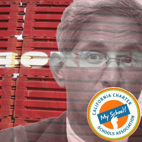 Stand against anti-immigrant racism from California Charter School Association (CCSA)'s Steve Poizner