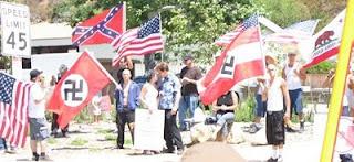 White supremacist scum, like charter-voucher advocates, want a return to Jim Crow segregation