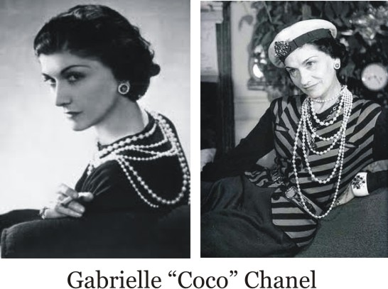 ce0722a03ca Gabrielle Devolle Chanel ou Coco Chanel