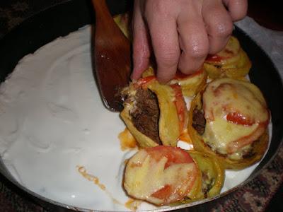 Kıymalı patates çanağı tarifi(resimli)