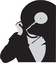 I'm a Vinyl Record Face