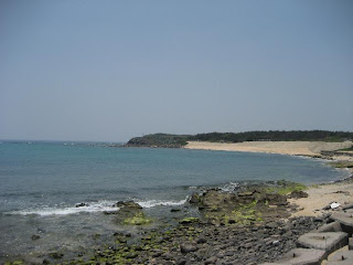 裡正角海灘
