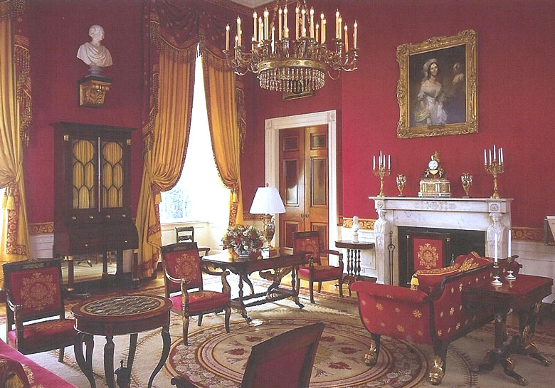 Great Paint for Great Homes Paint it Red : white house red room from greatpaintforgreathomes.blogspot.com size 780 x 545 jpeg 132kB