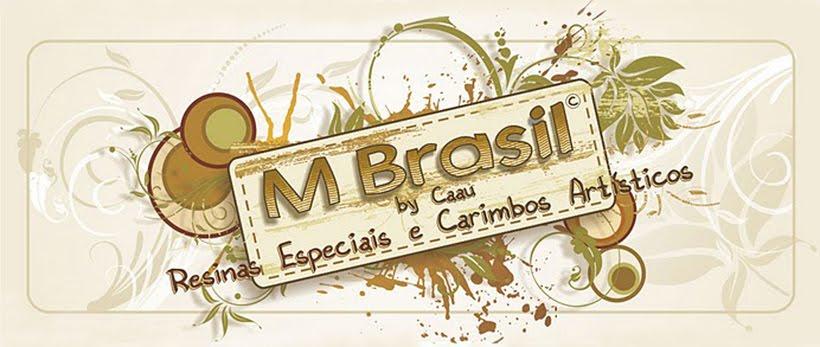 M BRASIL - by Caau
