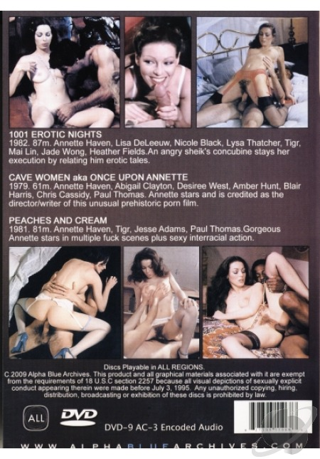image 1001 erotic nights annette haven gets her pussy licked softly standing up