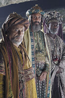 Three Wise Men in The Nativity Story