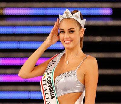 miss italia 2009 - Maria Perrusi