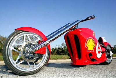 ferrari road bike