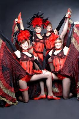 cabaret dance costumes