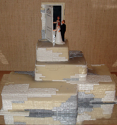 funny cake ideas for men. 35 Creative Wedding cake