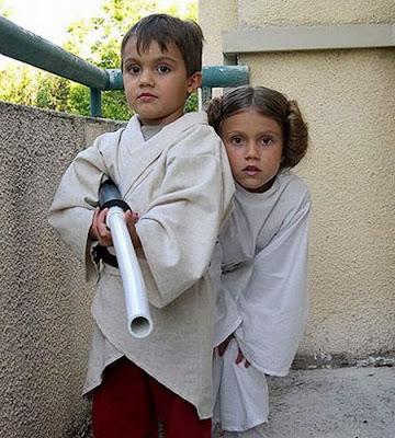 star war kids