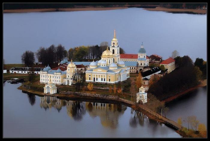 Flying over Russia - 53 Stunning aerial photographs