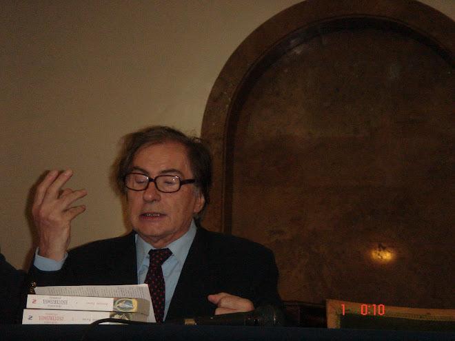 Septembrie 2008 conferinţa Prof. Antoine Faivre, întemeietorul cercetării academice în ezoterism