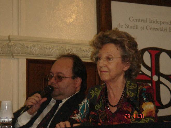 martie 2008: conferinţa Doamnei Michelle Nahon despre Martinez de Pasqually