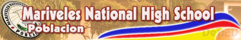 Mariveles National High School - Poblacion