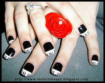 nailbw Nailart Pictures   Revisited