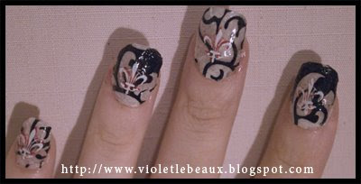 fleur3 Nailart Pictures   Revisited