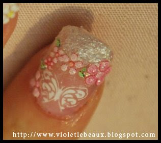 flower1 Nailart Pictures   Revisited