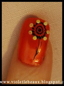 orange3 Nailart Pictures   Revisited