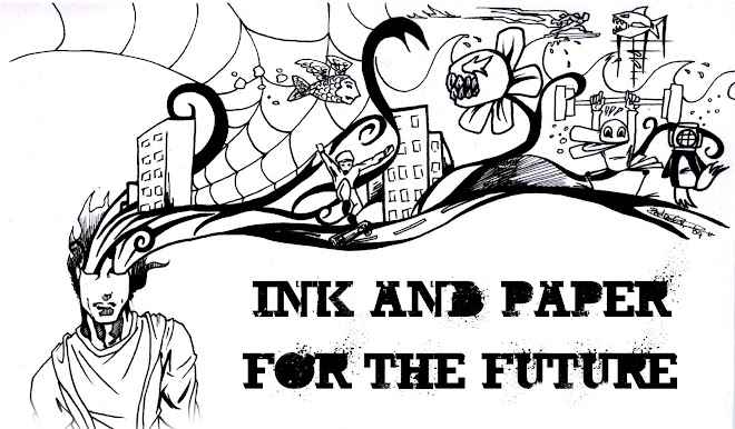 'Ink and paper for the future'