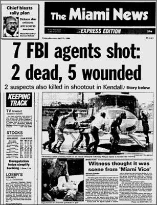 FBI shootout - April 11, 1986