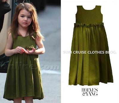 suri cruise clothes