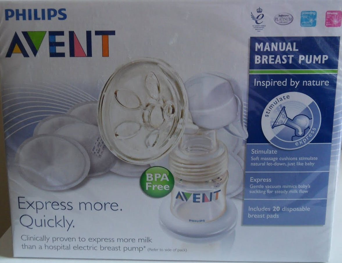 Isis Manual Breast Pump Video