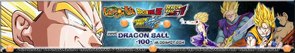 Dragon Ball 100 Ultimate Forces