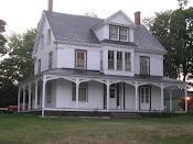 Sunder House, Woodstock,N.B. (1857)