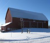 Barn (1908) Sidney Township