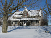 Harry-Thompson House (1855)  Sidney township