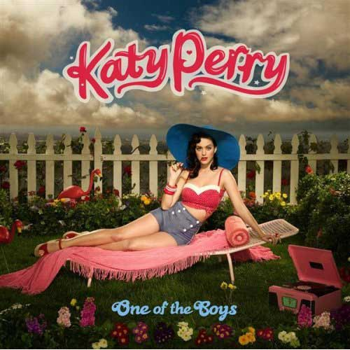 katy perry album cover