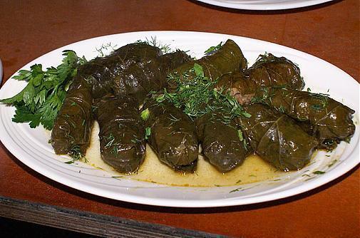 Armenia tourism blog armenian food not macdonaldized for Armenian cuisine