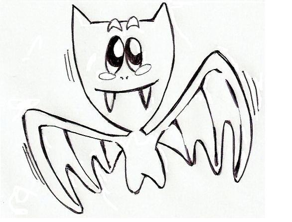 desenho de morcego para imprimir e colorir imprima esse desenho
